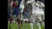 Real Madrid - Barcelona 2 - 3 Ramos (min 55)