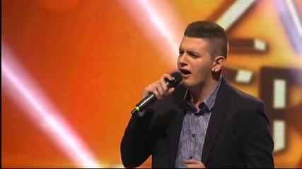 Filip Bozinovski i Almir Sofic - Splet pesama - (live) - ZG 2 krug 14 15 - 14.02.15. EM 23