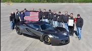 Hennessey Venom Gt с 435,3 km/h