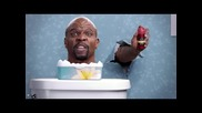 Още една реклама на Old Spice с Terry Crews