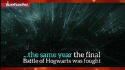 Магически факти за Хари Потър