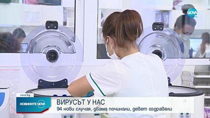 Ваксинираните срещу COVID-19 в България надхвърлиха милион
