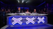 Fighting Gravity ~ America s Got Talent Top 48 Compete