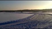 Moskvich 412 на сняг