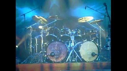 Dan Zimmermann - Drum Solos Part 1 (gamma Ray - 21.02.2010)