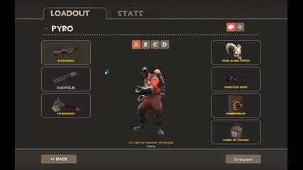 Team Fortress 2 #1 Loadaut и Inventory [manibg]