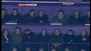 Кр. Роналдо закова гол Реал Мадрид 4:1 Валядолид 14.03.10