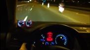 Vw Golf R32 Turbo 555hp 0-300 km-h
