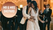 Inside Chanel Iman's dreamy Beverly Hills wedding