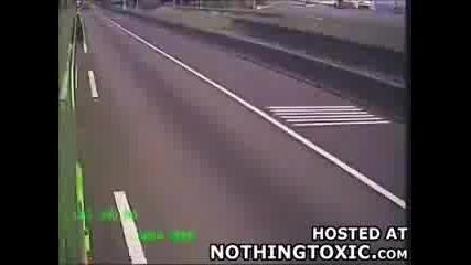 Зверска катастрофа с автобус