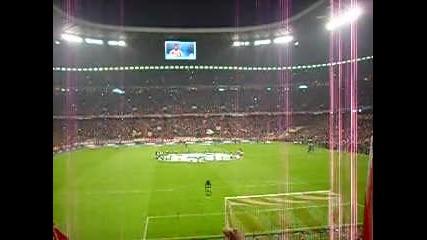 Fc Bayern-man utd