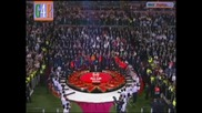 Барселона спечели Шампионскaта лига - награждаване