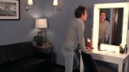 Kevin Bacon's Footloose Entrance