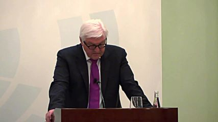 Germany: Steinmeier expresses disappointment Minsk Agreement progress