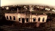 Тъжната история на Царската Жп гара в Казичене заснета с дрон