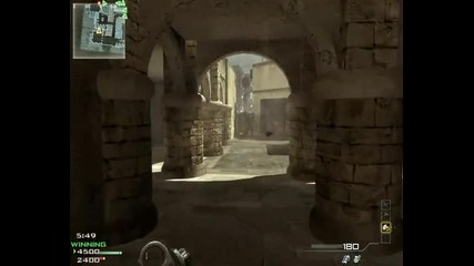 Call of Duty Mw3 Gameplay/striker Vbox7