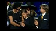 Майкъл Джексън и децата му