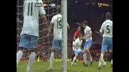 Cristiano Ronaldo : Man Utd 1 - 0 Villa