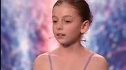 Британски Таланти - Удивителна Малка Балерина