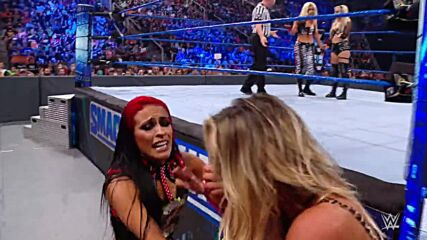 Liv Morgan challenges Carmella to a match at WWE Extreme Rules: SmackDown, Sept. 17, 2021