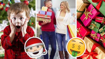 Защо пазаруваме повече по Коледа: Триковете, които търговците ни прилагат!