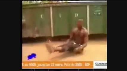 Патешкия танц - Африка