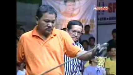 Ronnie Alcano Vs Efren Reyes - Kick shot