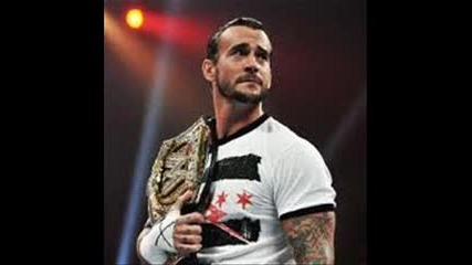 Cm Punk The best Wrestler