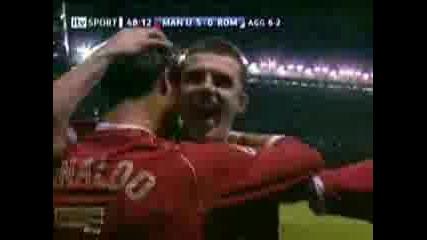 5 - 0 Cristiano Ronaldo Vs Roma