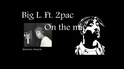 Big L Ft. 2pac - On The Mic Remix