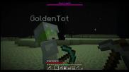 Minecraft - Enderdragon Fight