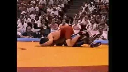 Борба - Йорданов В Атланта 1990г.