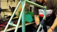 """Реставриране на старо класическо колело """"пинарело""""/ """" Pinarello 'asolo' restoration, Part 1."""