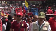 Venezuela: Thousands mark 24th anniversary of Chavez's coup attempt