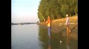 ribolov na sharan dunav lom 28.08.10