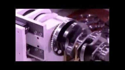 Как Работи Двигател На Кола