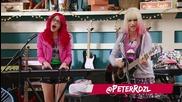 Violetta 3: Violetta & Francecsa ( Roxy & Fausta ) - Underneath it all + Превод