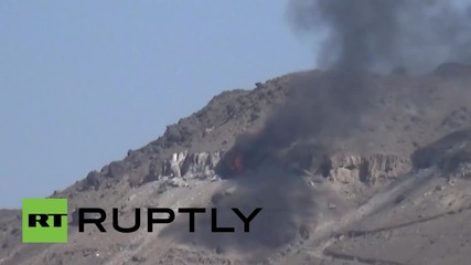 Yemen: Saudi-led airstrikes target Houthi positions east of Sanaa
