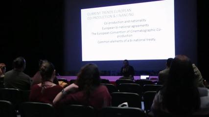 13th IN THE PALACE Sofia International Short Film Festival, Bulgaria - 10 декември