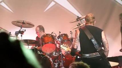 Metallica - Hit The Lights на живо (mustaine,mcgovney,grant)