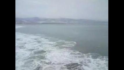 На Море През Януари