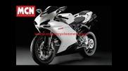 Kawazaki Nindja i Ducati