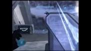 Halo 3 Видения Cortana и Gravemind Част 3/1