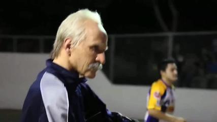 Скрита камера - Дядото футболист / Grandpa Freestyle