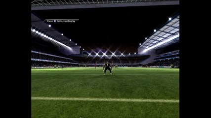 Fifa 11 - Гол на Рамиреш + бг Коментатор