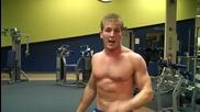 Трнировка за гръб - Scott Herman