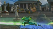 Смъртоносна Битка срещу Dc Вселена / Магии и Комбота на Суб-3еро и Скорпион