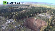 Another Huge Sinkhole is Swallowing Siberia