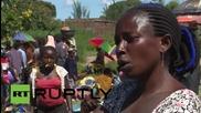 Хиляди бежанци от Бурунди пристигнаха в Конго