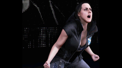 Nikki Cross WWE 2K20 entrance